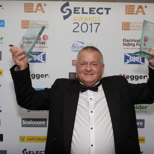 Electrical contractor of the year
